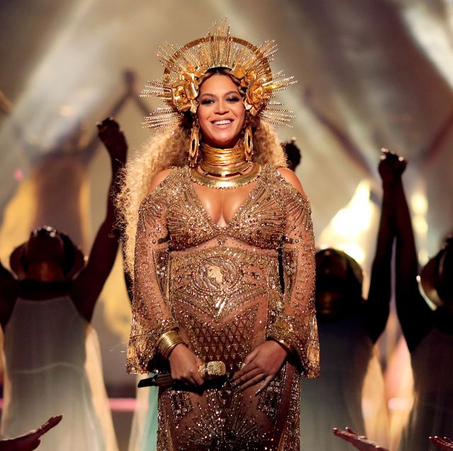 BEYONCÉ: seeks to be the most awarded singer in the history of the GRAMMY AWARDS