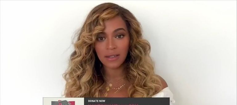 Beyoncé Made an Emotional Plea to Help Victims of Hurricanes Harvey and Irma