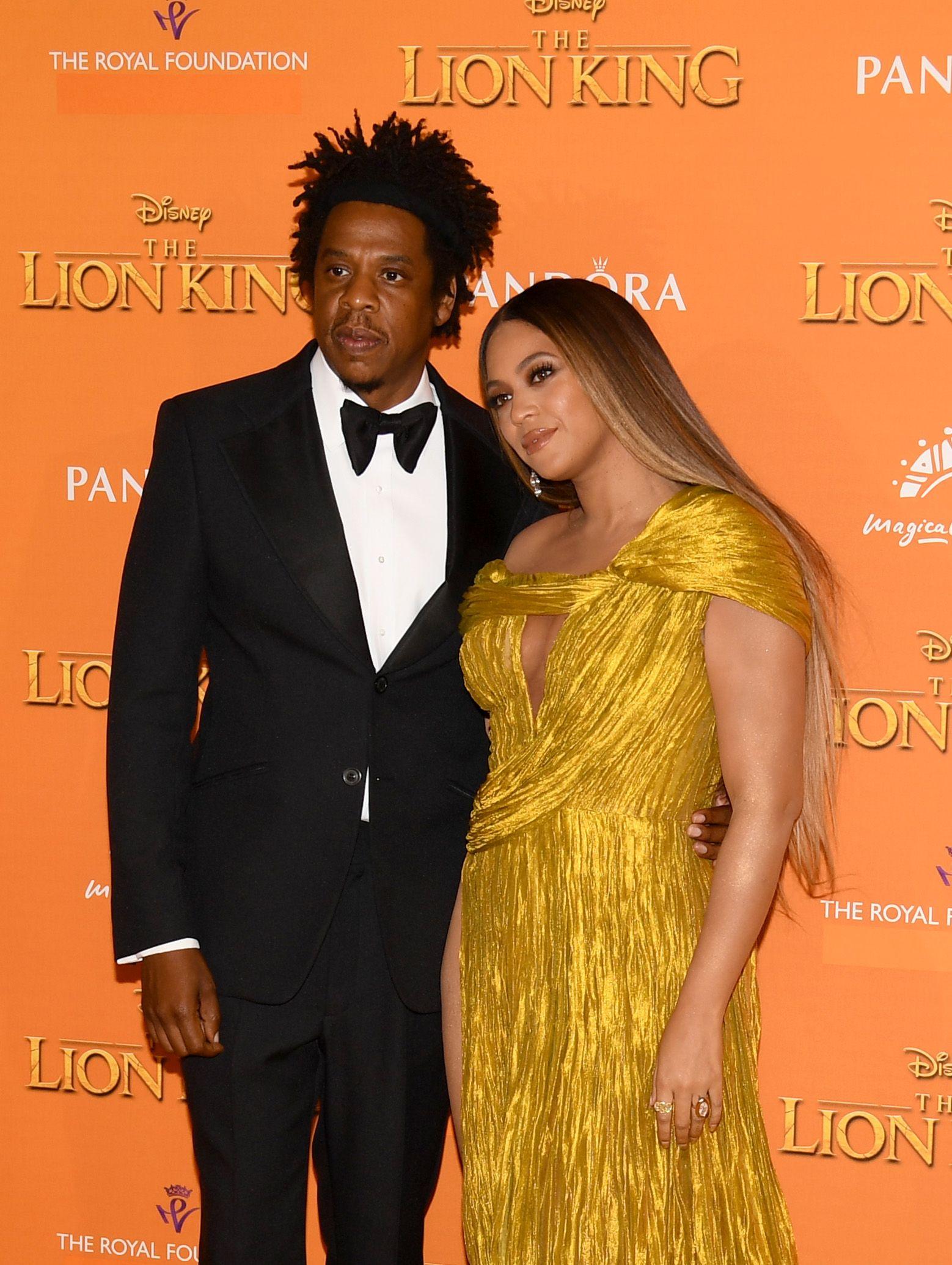 Beyonce shares adorable photos of twins Rumi and Sir Carter