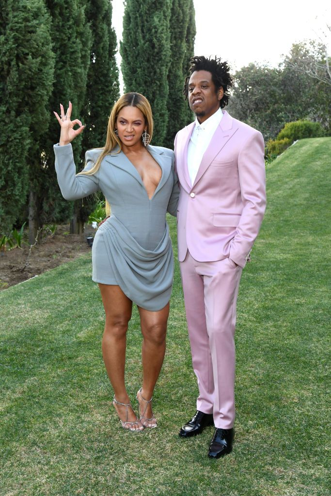 Beyonce And Jay Z S Wedding Photo Shared By Tina Lawson