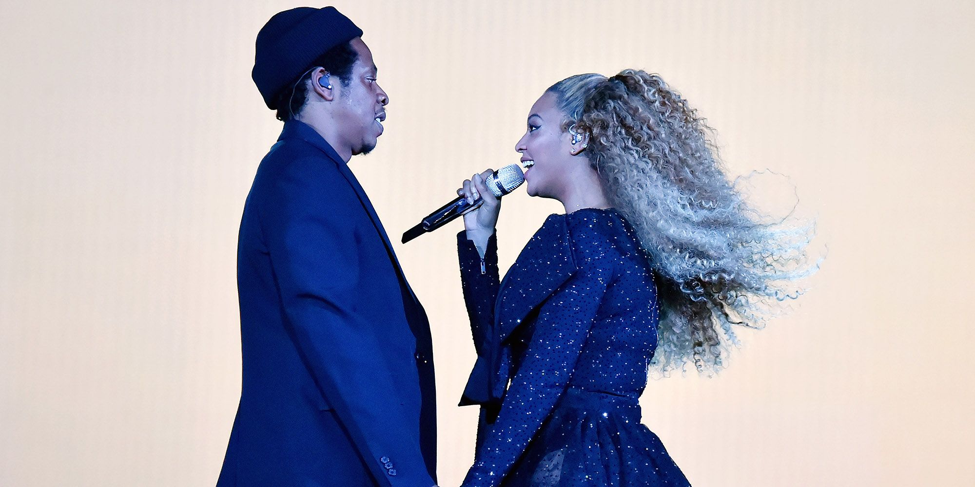 Beyoncé Wears Victorian-Inspired Galia Lahav Wedding Dress to Renew Her Vows