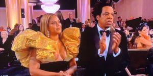 Beyoncé en Jay-Z bij de Golden Globes 2020