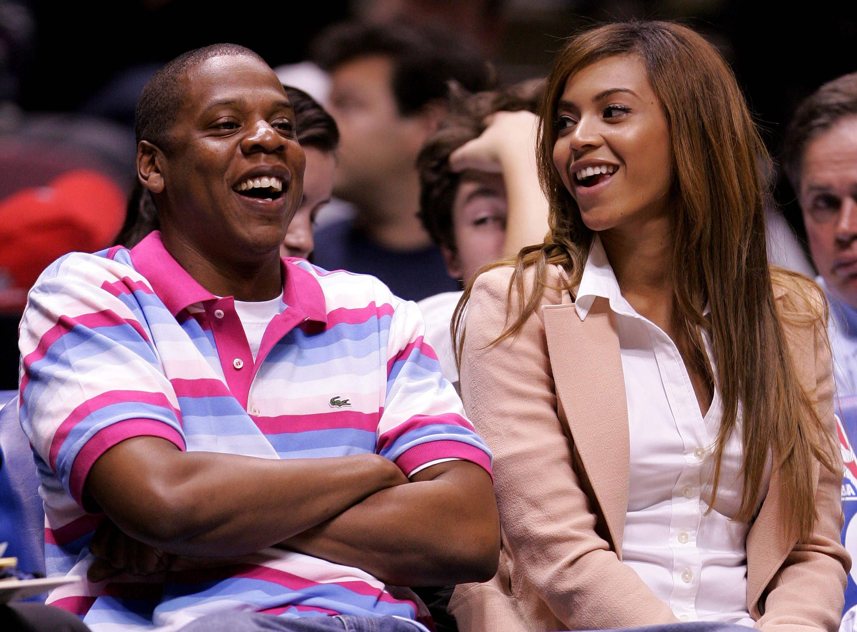 50 Photos That Prove Beyoncé and Jay-Z\'s Love Has Always Looked This ...