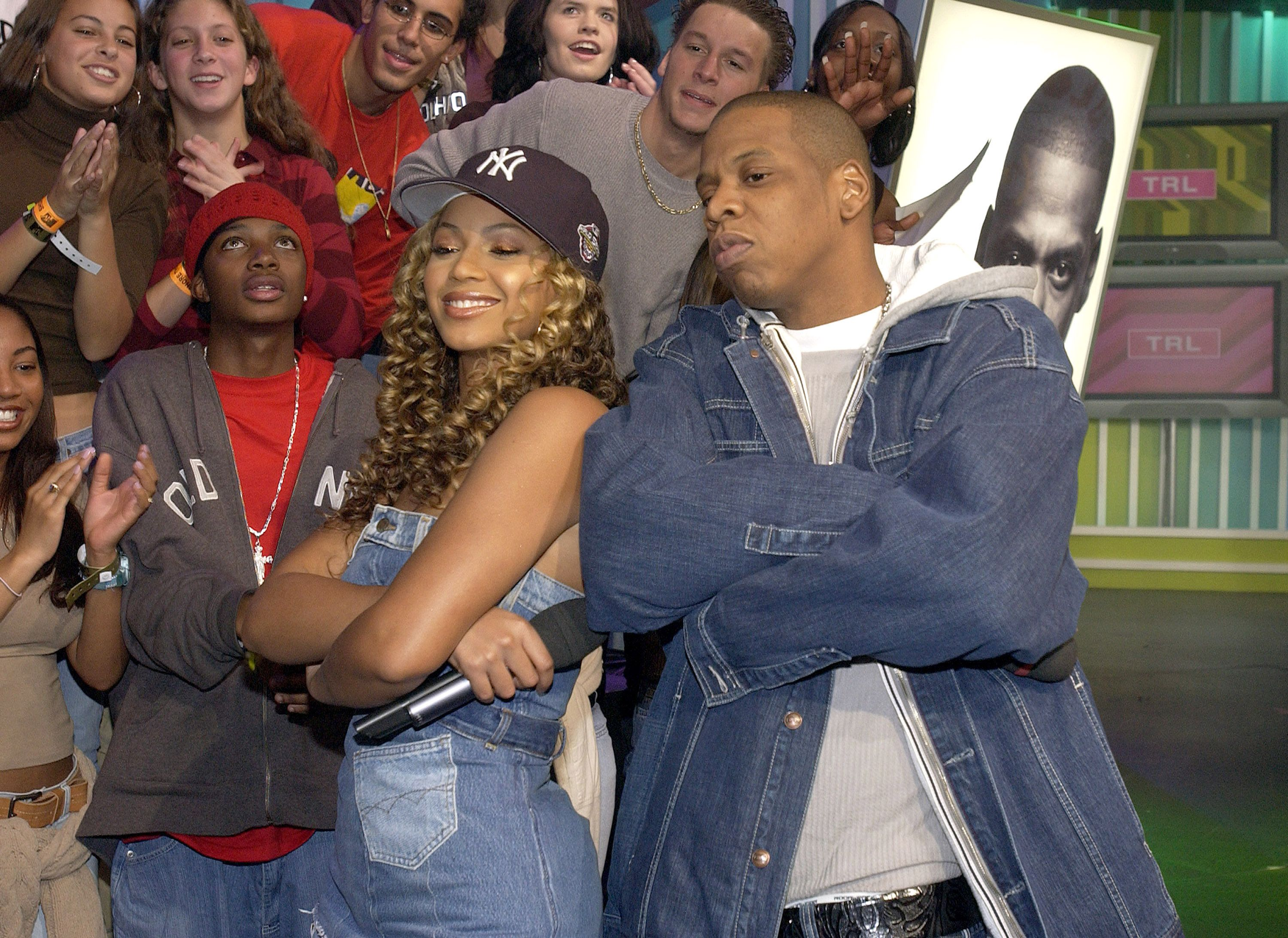 Jay z started dating beyonce met