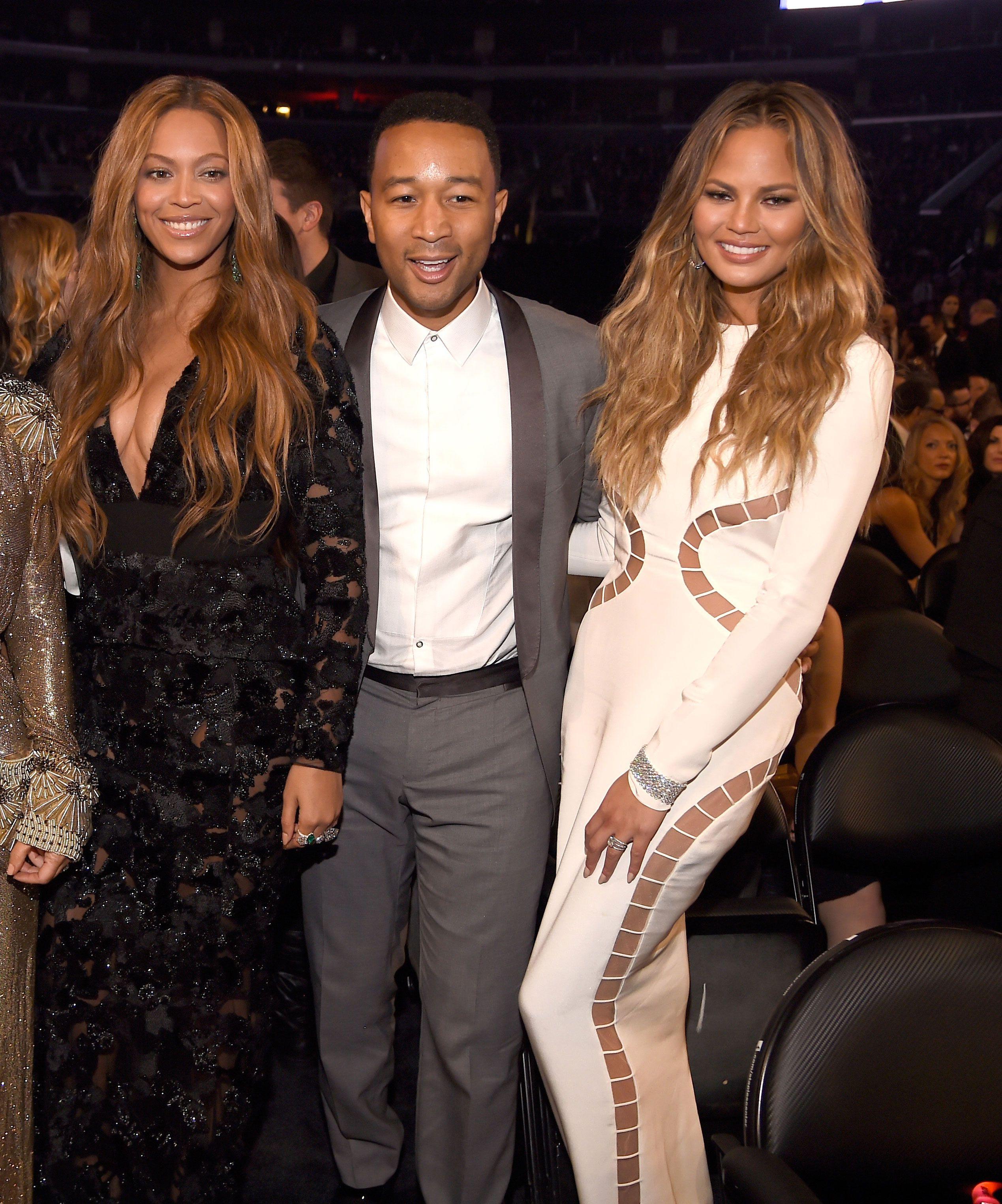 Chrissy Teigen Publicly Apologized to Beyoncé for Oscar Party Behavior