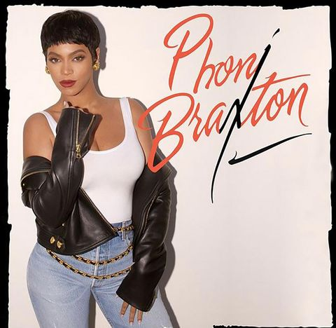 Leather, Jacket, Album cover, Outerwear, Leather jacket, Waist, Black hair, Style, Jeans,