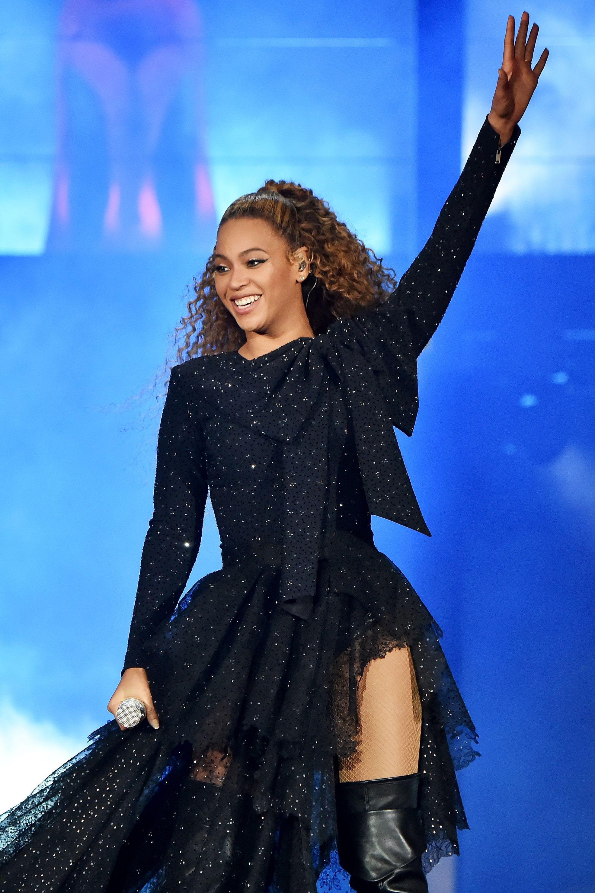 Beyoncé and ...