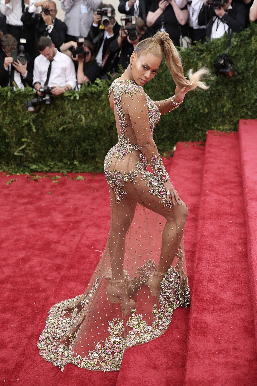 Beyonce met gala dress