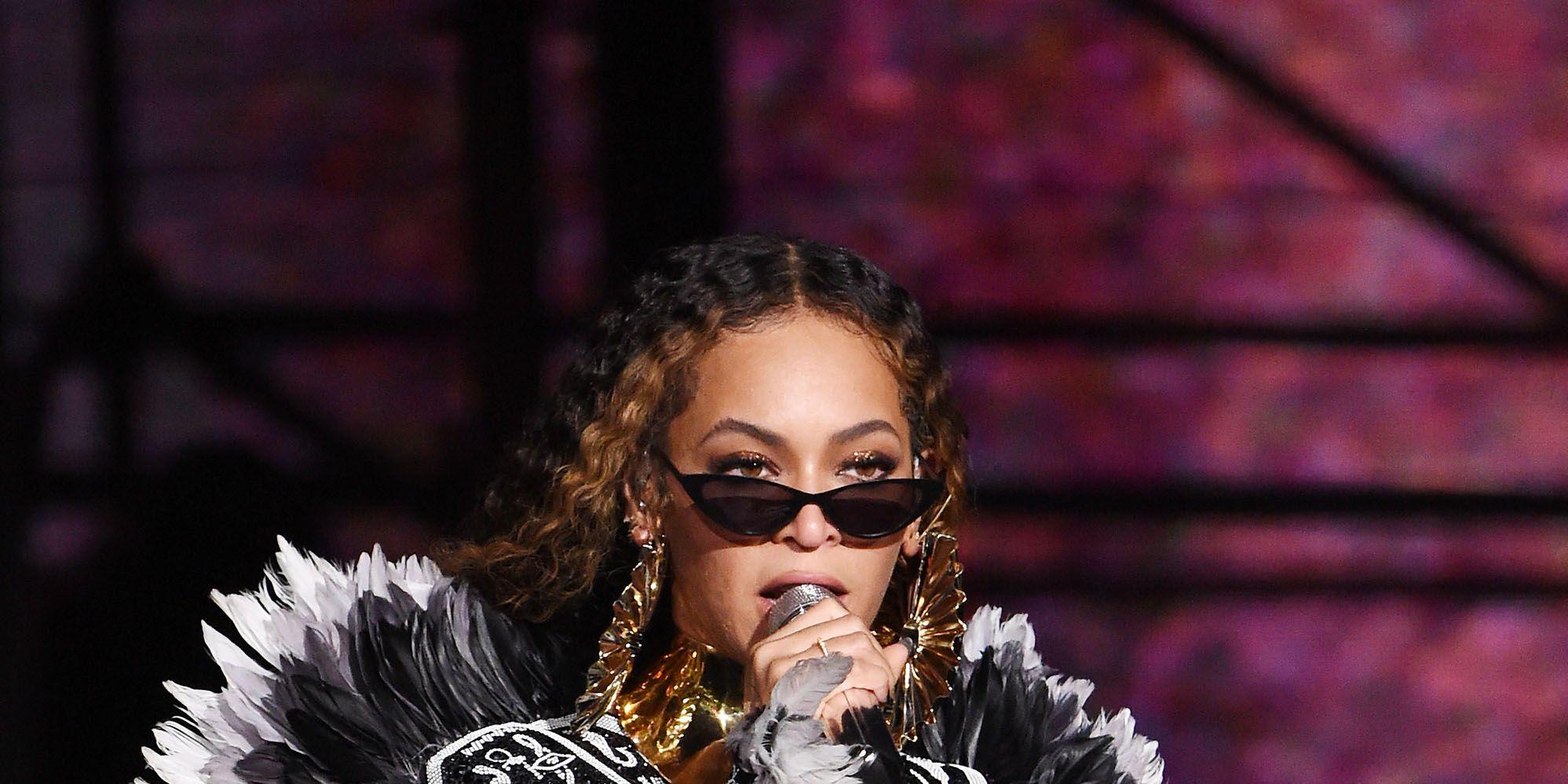 Beyonce Global Citizen Festival: Mandela 100 - Show