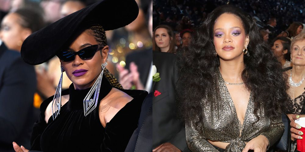 Why Rihanna and Beyoncé didn't walk the Grammys red carpet