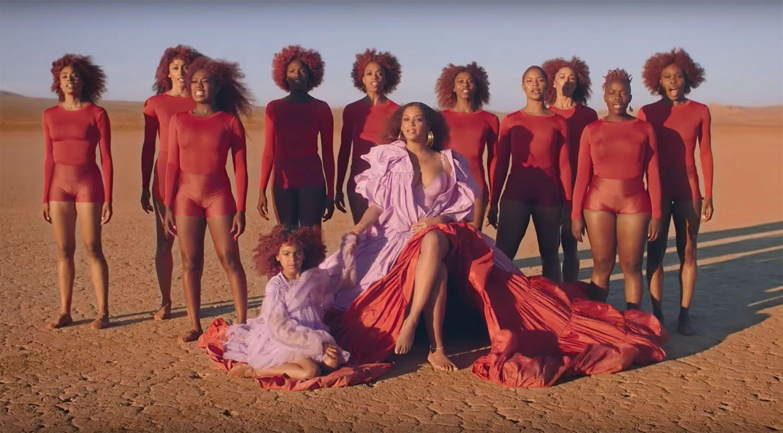 Watch Beyoncé's Breathtaking 'Spirit' Music Video With Its Scene-Stealer Blue Ivy Carter