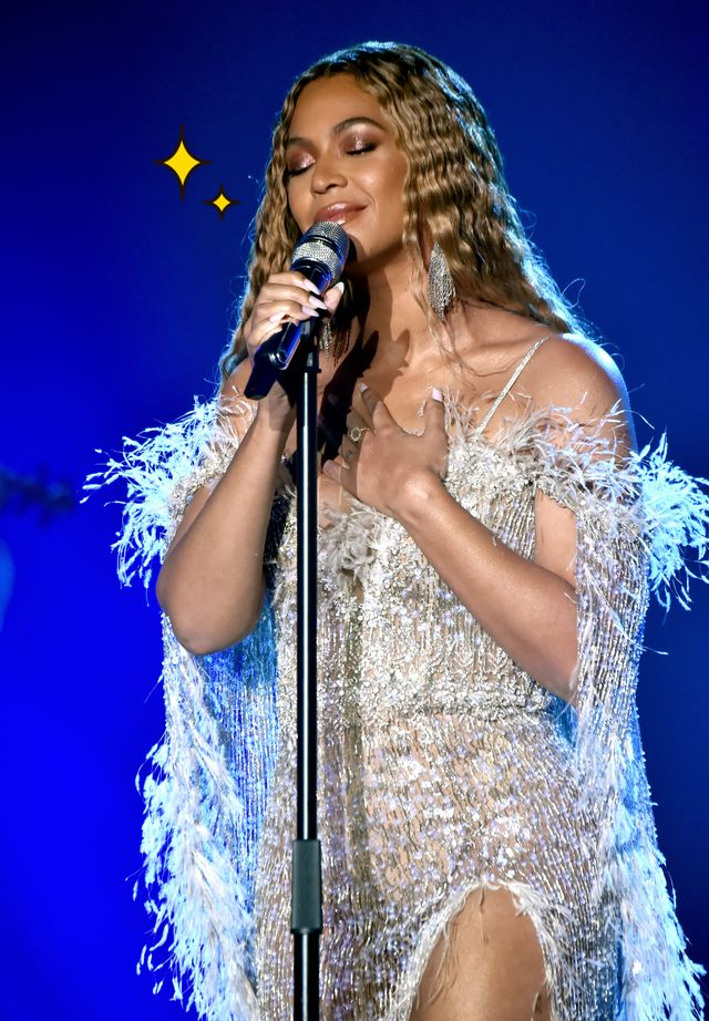 santa monica, ca   october 11  beyonce performs onstage during the city of hope spirit of life gala 2018 at barker hangar on october 11, 2018 in santa monica, california  photo by kevin mazurgetty images for city of hope