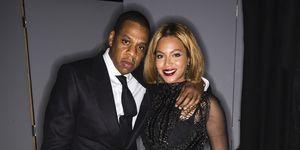 Jay Z en Beyoncé