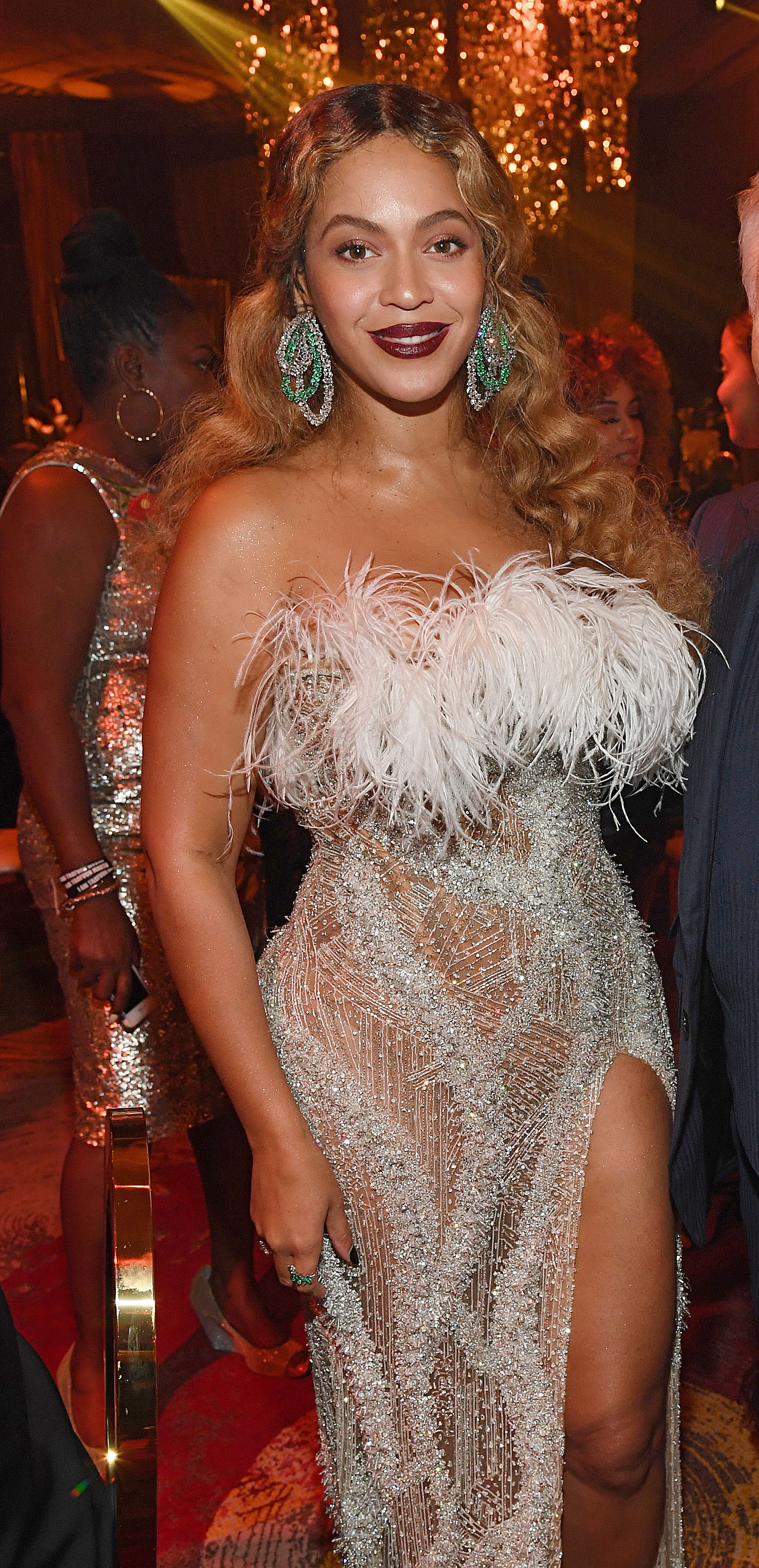 """Beyoncé gives """"zero f*cks"""" about people criticising her weight"""