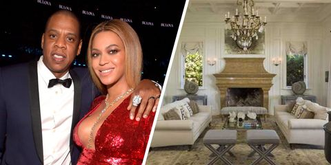 Beyoncé And Jay Z Bring The Twins Home To A $400k Per Month Malibu Estate - Beyonce's Twins Move Into Their First Home