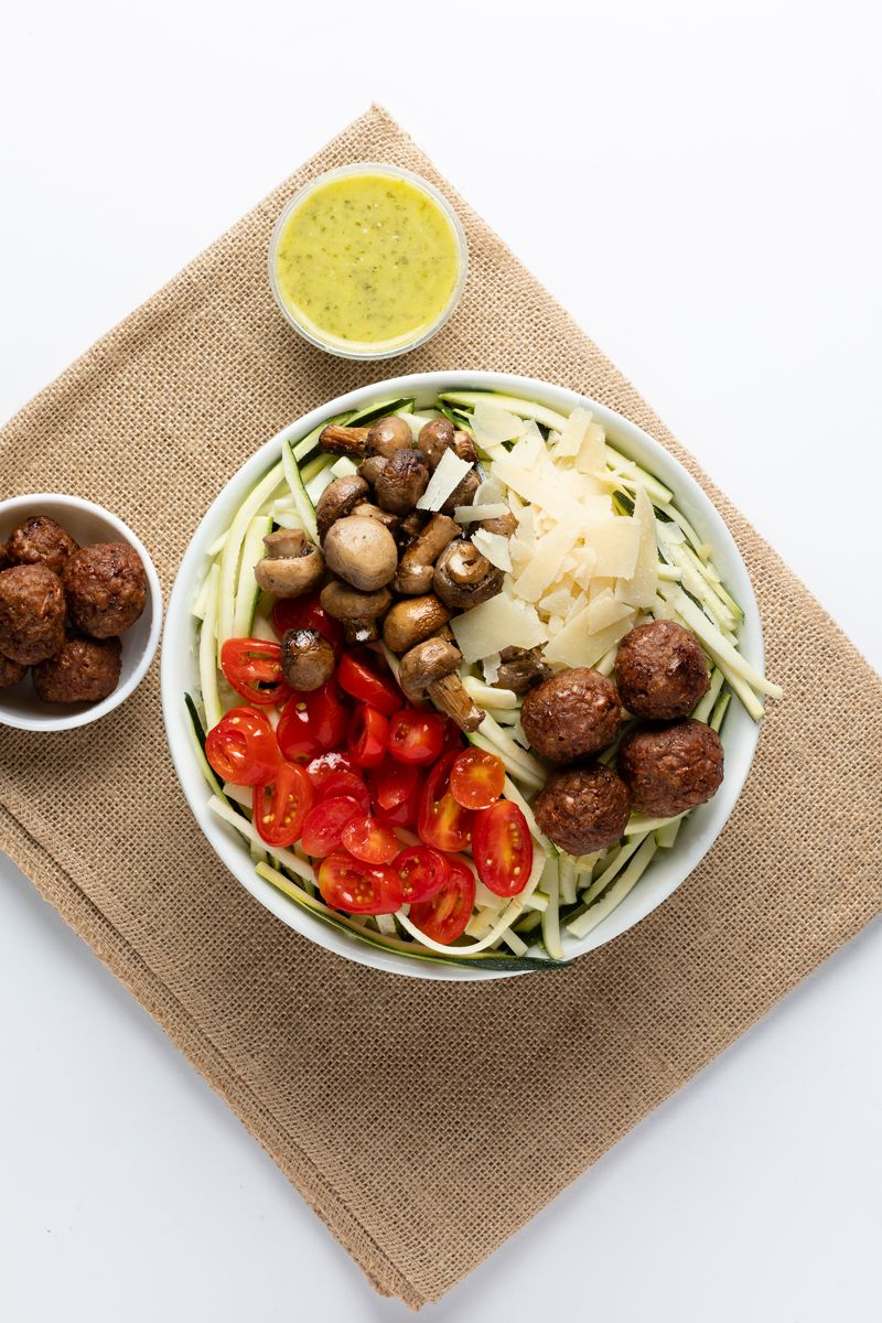 Are Zoodles and Meatless 'Meatballs' Any Better for You Than the Real Deal?