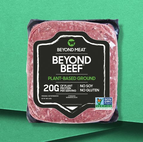Beyond Meat Beyond Beef plant-based ground beef