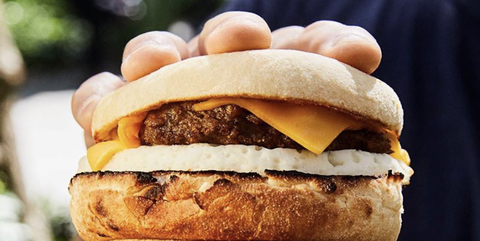 Food, Hamburger, Dish, Sandwich Cookies, Cuisine, Fast food, Breakfast sandwich, Ingredient, Big mac, Finger food,
