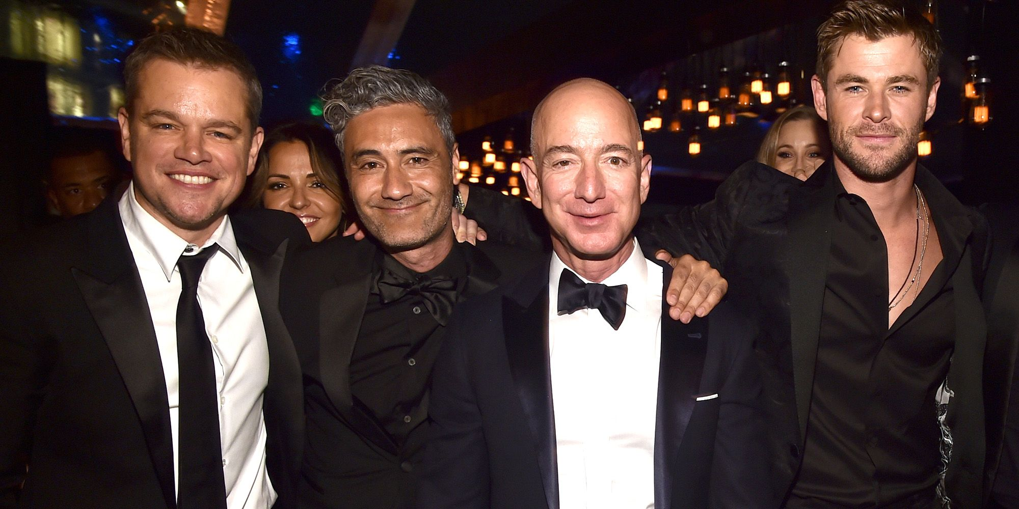 Jeff Bezos Net Worth - Amazon's Founder Jeff Bezos Is the