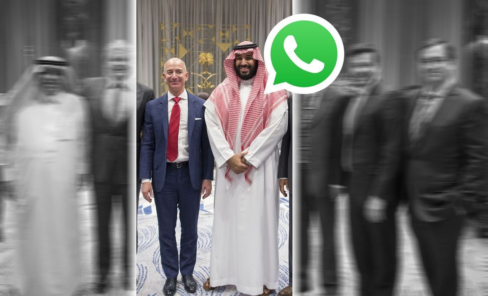 How Jeff Bezos Got Hacked on WhatsApp—and How It Could Happen to You