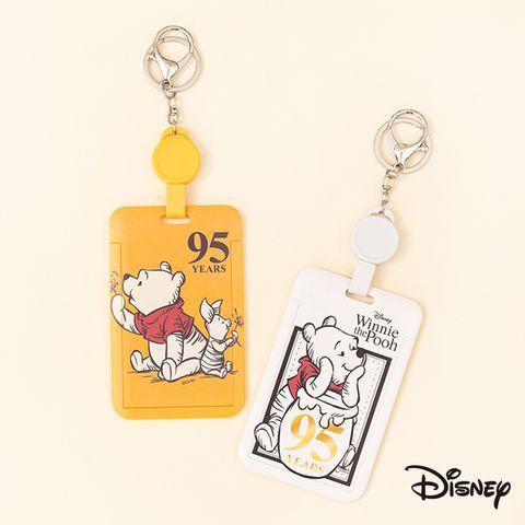 小熊維尼95歲啦!迪士尼「小熊維尼生活雜貨」獨家開賣,保冷袋、伸縮證件套、口罩繩可愛爆擊