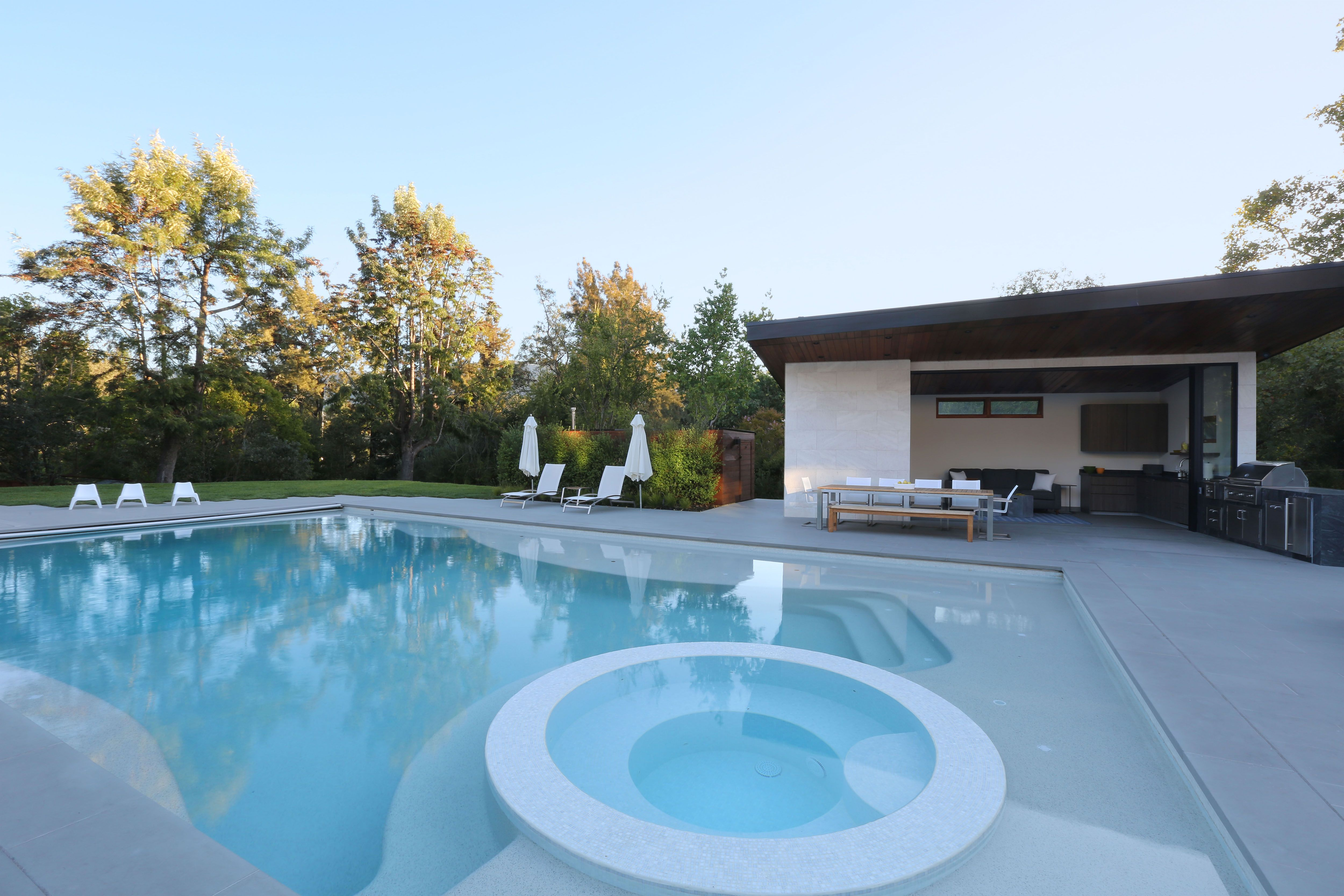 25 Stunning Pool Designs Best Ideas For Inground Swimming Pools