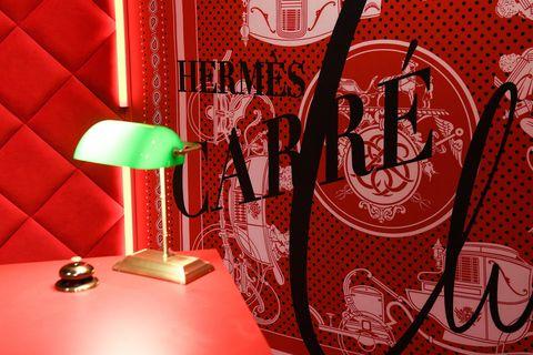 Hermès Carré Club: PRIVATE FOREVER