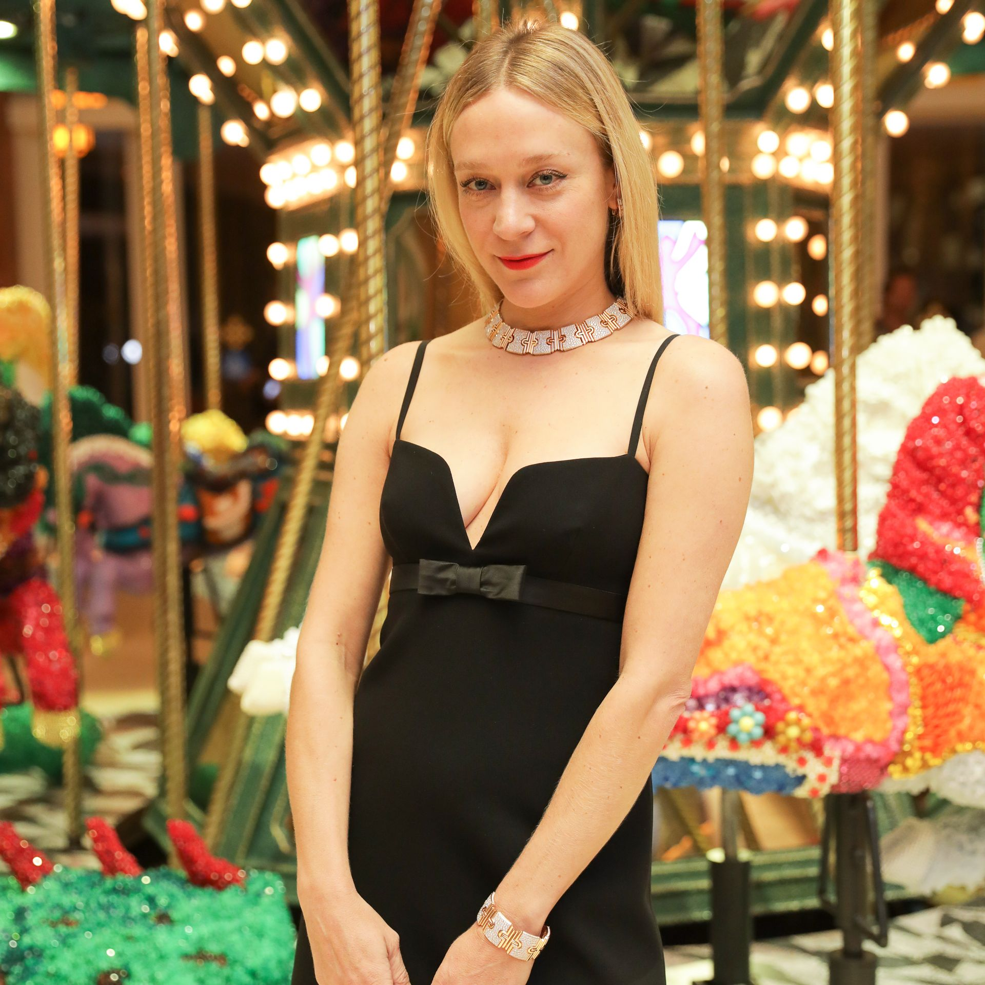 Chloë Sevigny Wants to Be Besties With Pete Davidson