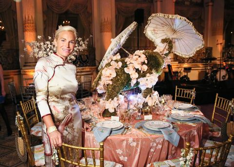 Pink, Lighting, Victorian fashion, Event, Theatrical property,