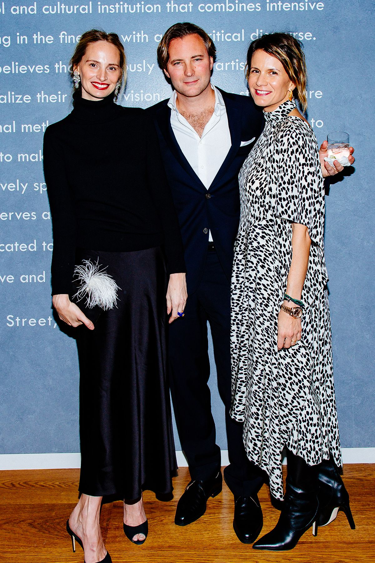 NEW YORK ACADEMY OF ART BENEFIT DRAWING PARTY :HOSTED BY EMMANUEL & CHRISTINA DI DONNA