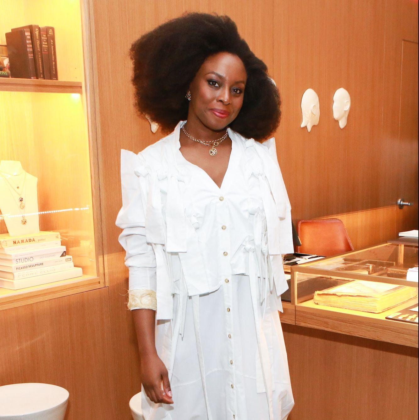 FOUNDRAE Collaborates with Chimamanda Ngozi Adichie: to Celebrate Freedom of Expression and Benefit PEN America