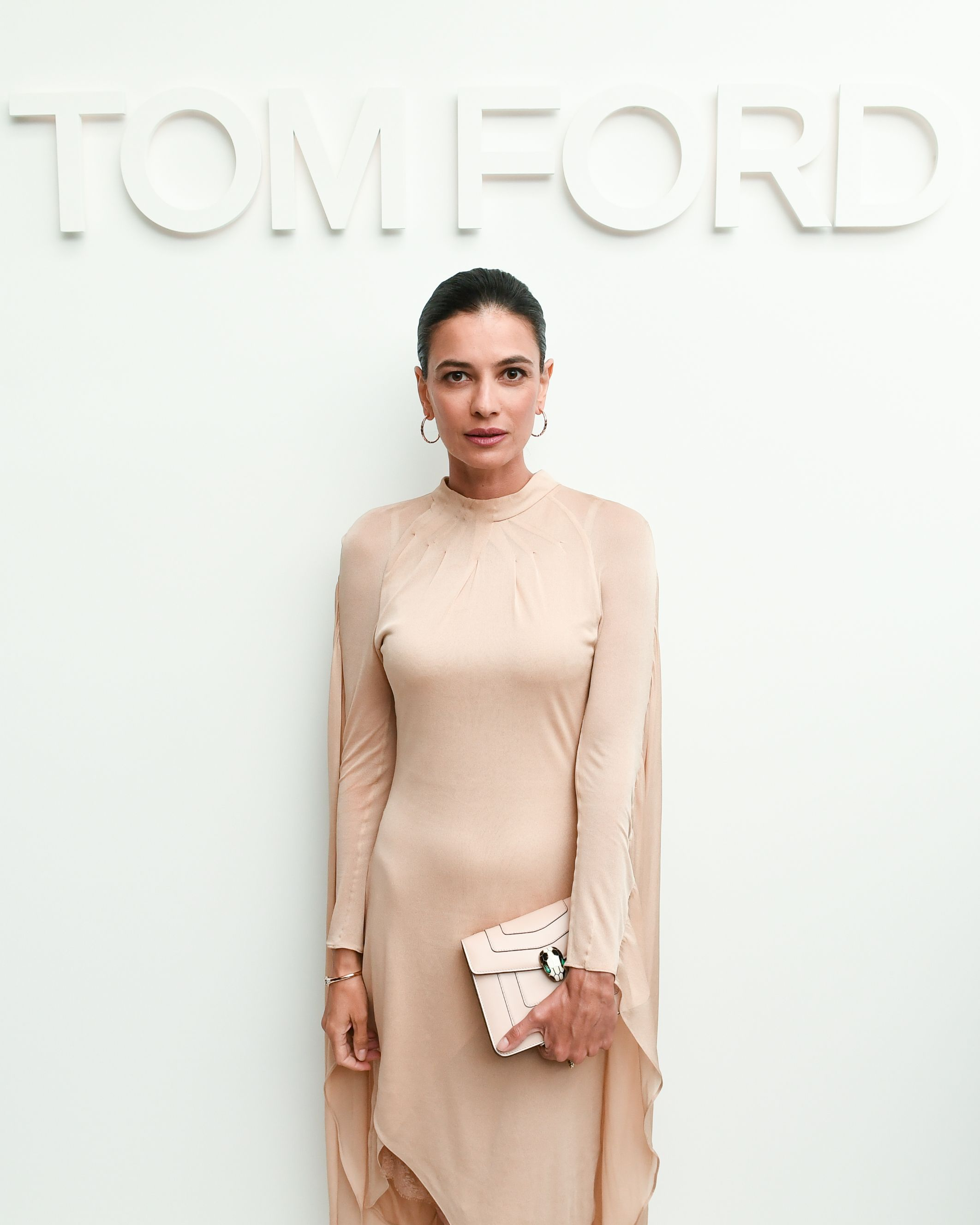 Leila Yavari Leila Yavari attends Tom Ford's party to celebrate the launch of his new Soleil Summer 2019 beauty collection on April 10 in Beverly Hills.
