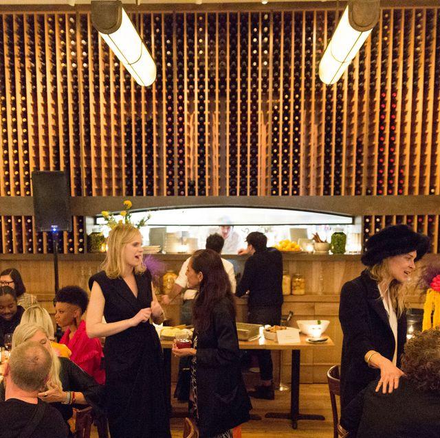 Event, Restaurant, Room, Interior design, Party,
