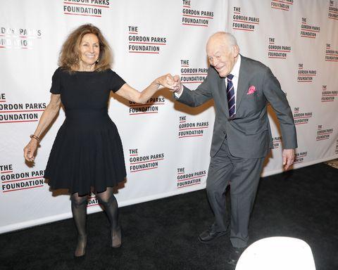 Judy Glickman Lauder, Leonard A. Lauder