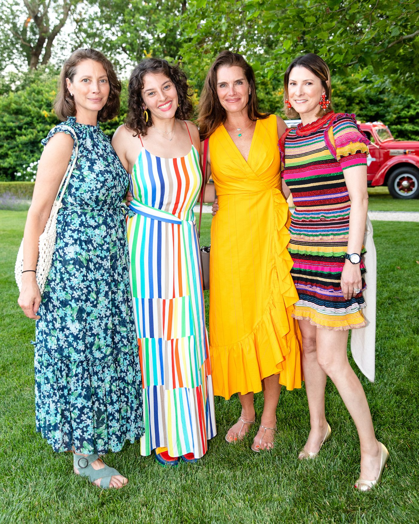 Inside the Hottest Book Party in the Hamptons