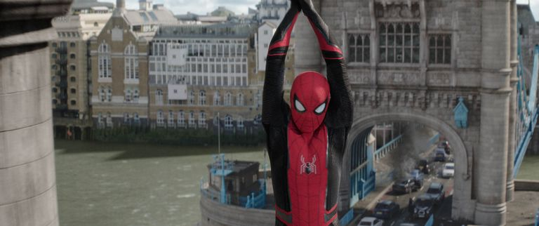 Spider-Man swings into action in Far From Home , which marks the end of this phase of the MCU.