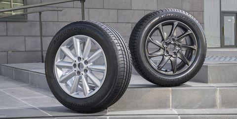 BFGoodrich Advantage y BFGoodrich  Advantage SUV
