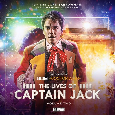 John Barrowman S Captain Jack Becomes The Doctor In New