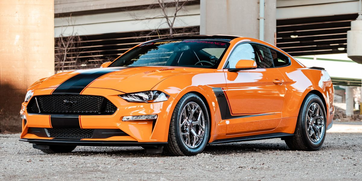 750-HP 2020 Ford Mustang GTs Available at Ohio Dealer for $45,000