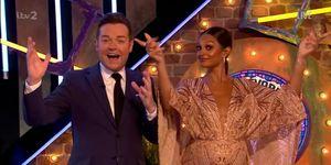 Britain's Got More Talent: Stephen Mulhern and Alesha Dixon