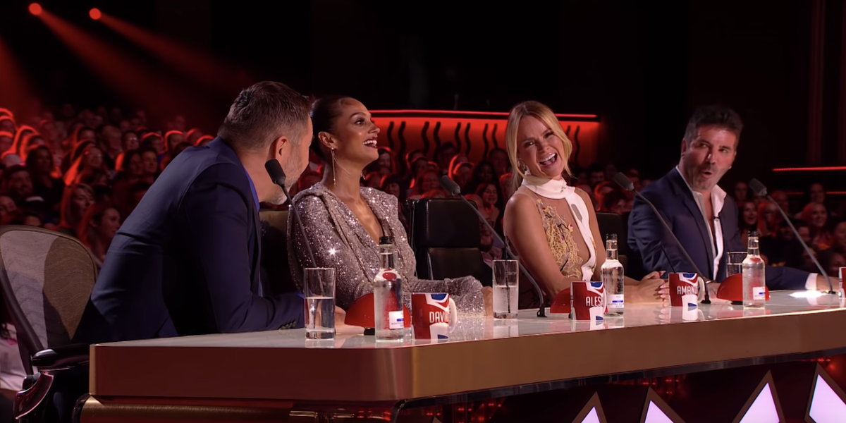 QnA VBage BGT makes huge blunder by announcing wrong act went through to finale - DigitalSpy.com