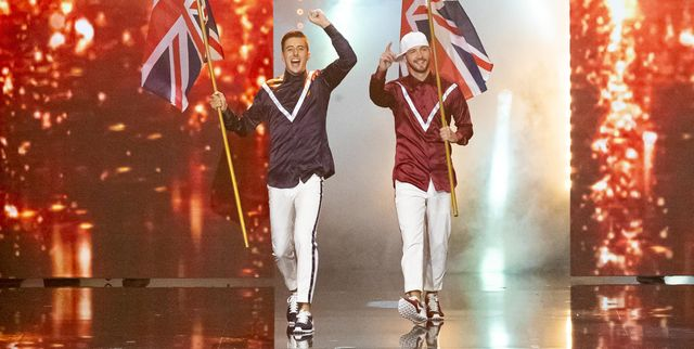 BGT: The Champions' Twist & Pulse reveal what Stavros Flatley told them after their win