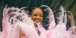 Rihanna crop over carnival barbados