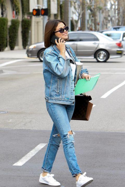 Selena Gomez style update
