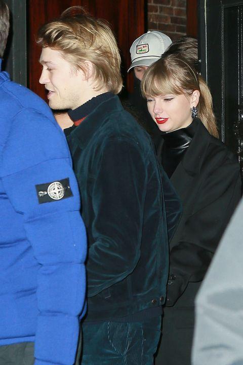 Joe Alwyn and Taylor Swift
