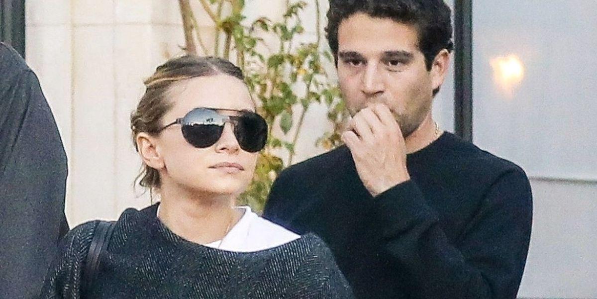 Olsens husband who is ashley Is Ashley