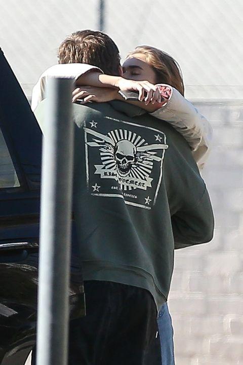 Liam Hemsworth and Gabriella Brooks