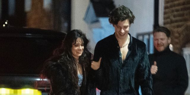Shawn Mendes Traveled All the Way to England to Spend Valentine's Day With Camila Cabello