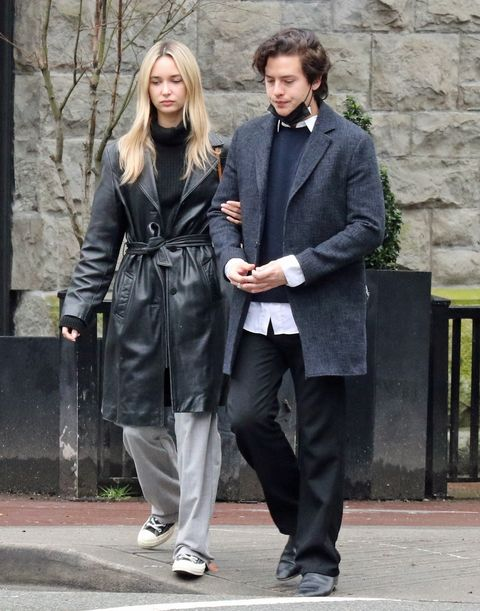 Cole Sprouse Is Seen Holding Hands With Model Ari Fournier Cole sprouse as a couple again? seventeen magazine