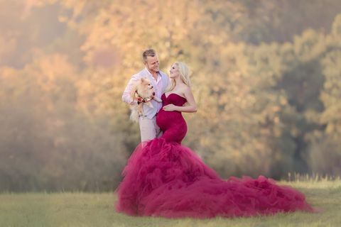 heidi and spencer pratt s pregnancy photoshoot is instantly iconic